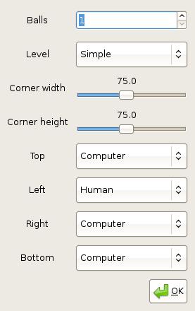 Polyball Bounce 0.2.0: Configure